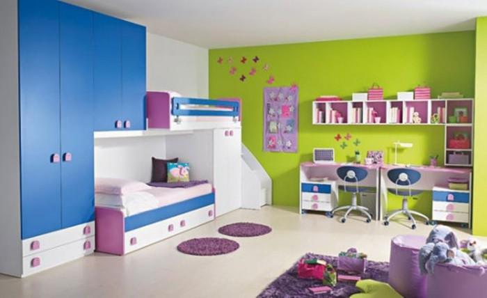 le revtement sol et mur - Comment Dcorer Une Chambre D Enfant